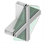 400TU High Performance Thermal Curtain Wall