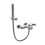 Surf - external bathtub single-lever mixer