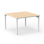 Table Marcus, 120 x 120 cm, white