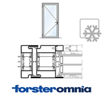 Door Forster omnia single leaf