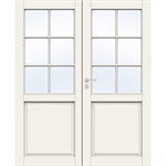 Interior Door Craft 102 Double equal