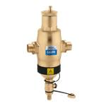 DISCALDIRTMAG™ Air and Dirt Separators with Magnet (Brass) - NA Market