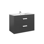 DEBBA 1000 Base unit w/ 2 drawers and basin