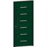entrance door collection caractère esquif