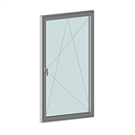 S53RP+ Window (One-Leaf)