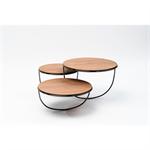 trio – coffee table