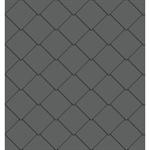 bardeaux carrés façade (325 mm x 325 mm, prepatina ardoise)