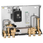 SATK50 - Compact recess mounted heat interface unit
