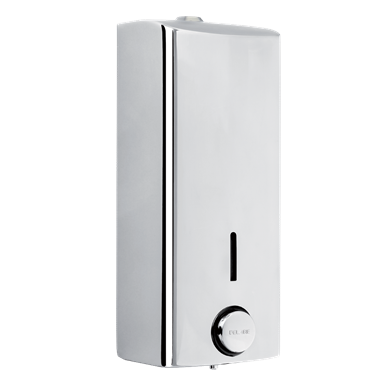 510580  1l soap dispenser polished stainless steel