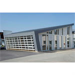 extrem - single outswing door