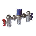Thermostatic Mixing Valve TMV3 CW MX Service Valves