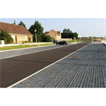 100% gravel on mineral foundation - complete o2d system