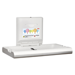 cambrino horizontal baby changing table camb11hs