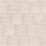mosa solids - vivid white - wall tile surface