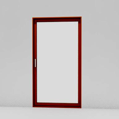 Aluminum  window - pocket window