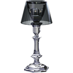 harcourt our fire silver candlestick