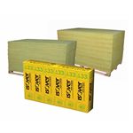 Flat roof - mineral wool