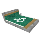 parking ramps trafficable wp system - masterseal traffic 2257