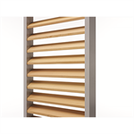 ducoslide luxframe 40/80 lux 80 wood