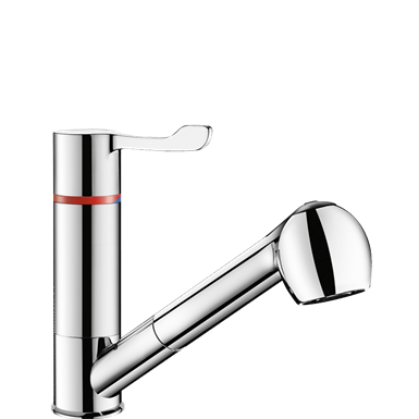 H9612  SECURITHERM sequential basin mixer
