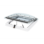 integra® flat roof window w. dome - cvp isd