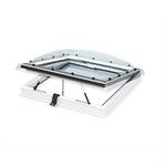 INTEGRA® Flat roof window w. dome