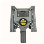QT QuickTurn™ 750 lb. Back-To-Back Vertical Adjustable Closet Carrier - QT-123-D