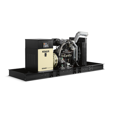KG100, 50 Hz, Propane, Industrial Gaseous Generator
