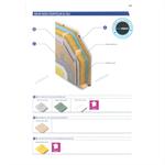 timber framed wall duripanel™ - ei60 - siniat