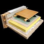 sarnafil tg66f protection platelage bois support bois