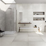 Collection Uptown colour White Wall Tiles