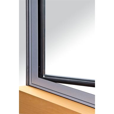 fenêtre à ouvrant caché kassiopée fixe