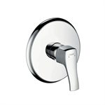 Metris Classic Single lever shower mixer for concealed installation 31676003