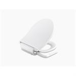 puretide™ quiet-close™ round-front manual bidet toilet seat
