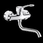 2519  wall-mounted mechanical sink mixer