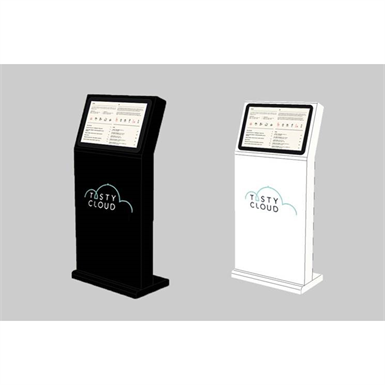 Digital Visitor Terminal_Outdoor use
