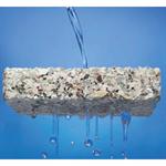 draining concrete h-drena