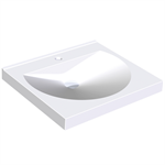 ronda single washbasin anmw210