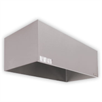 Heat & Condensate Exhaust Only Vent Hood, VH1 Series