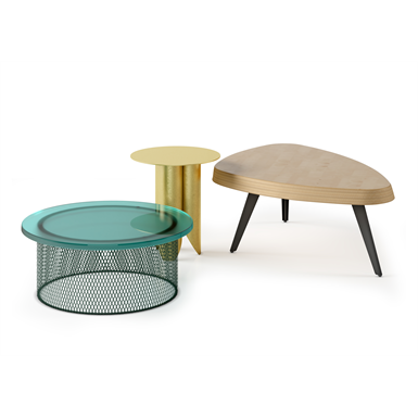 troie – coffee table
