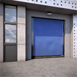 ASSA ABLOY HS8010P high speed door