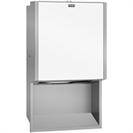exos. paper towel dispenser exos600ew