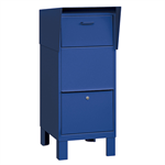 4975 Series Courier Box - Private Access Mailbox