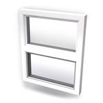 Intakt inward opening window 2+1 glass 2-light whit transom Top Sidehung or Kippdreh with bottom Sidehung or Kippdreh