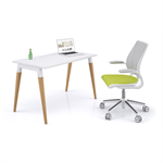 good wood – individual desk