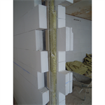 Ytong Italy separation wall d=290mm double layer