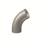elbow round 72° (size 100, prepatina graphite-grey)