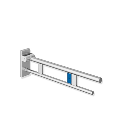 HEWI Mobile hinged support rail Duo 900-50-423XA