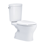 COTTO C1380 Perfect Fit Two Piece Toilet