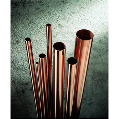 Hard copper tube